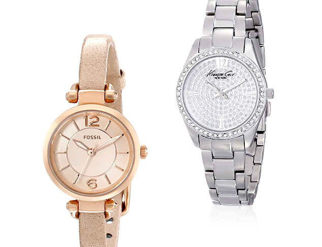 Wear to Work feat. Fossil Watches at MYHABIT