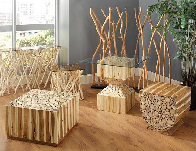 Wooden Elements at MYHABIT