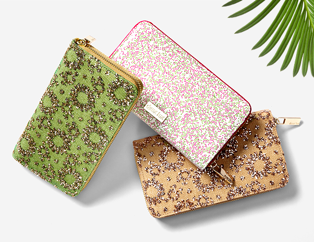 Wristlets, Pouches & More at MYHABIT