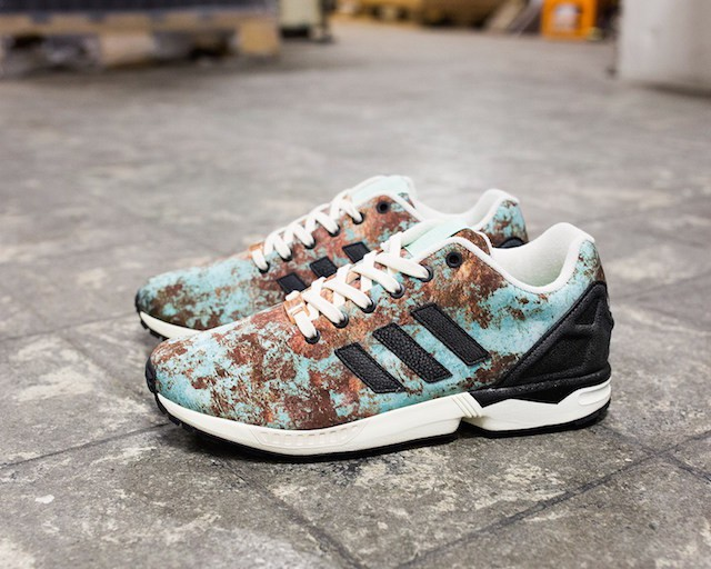 adidas Originals ZX Flux Aged Copper