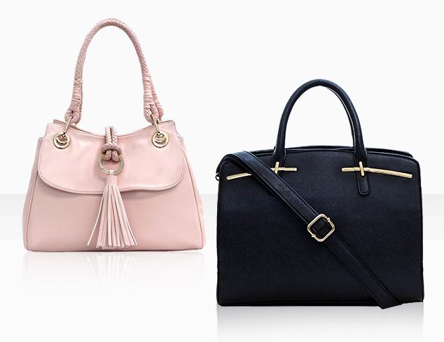 $35 & Under d'Orcia Handbags at MYHABIT