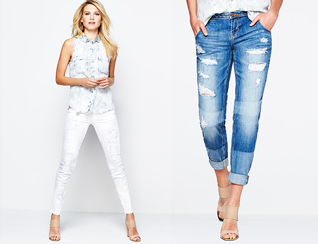 Denim Lifestyle 3x1, BLANKNYC & More at MYHABIT