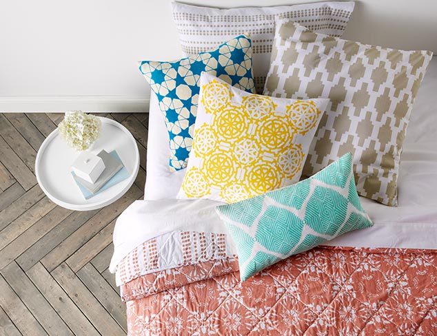 New Markdowns Allem Studio Bedding at MYHABIT