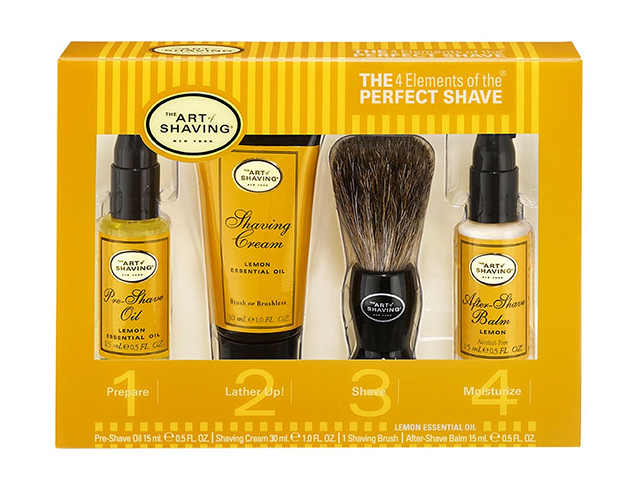 Well Groomed feat. The Art of Shaving at MYHABIT