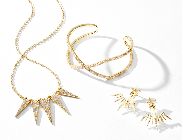 Add Some Edge Jewelry with Personality at MYHABIT