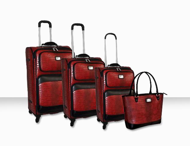 Adrienne Vittadini Luggage at MYHABIT