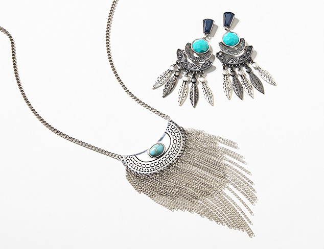 Bohemian Summer Jewelry by Andara at MYHABIT