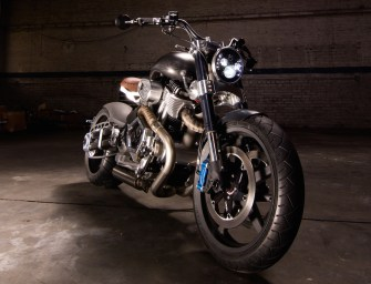 Confederate Motorcycles X132 Hellcat Speedster