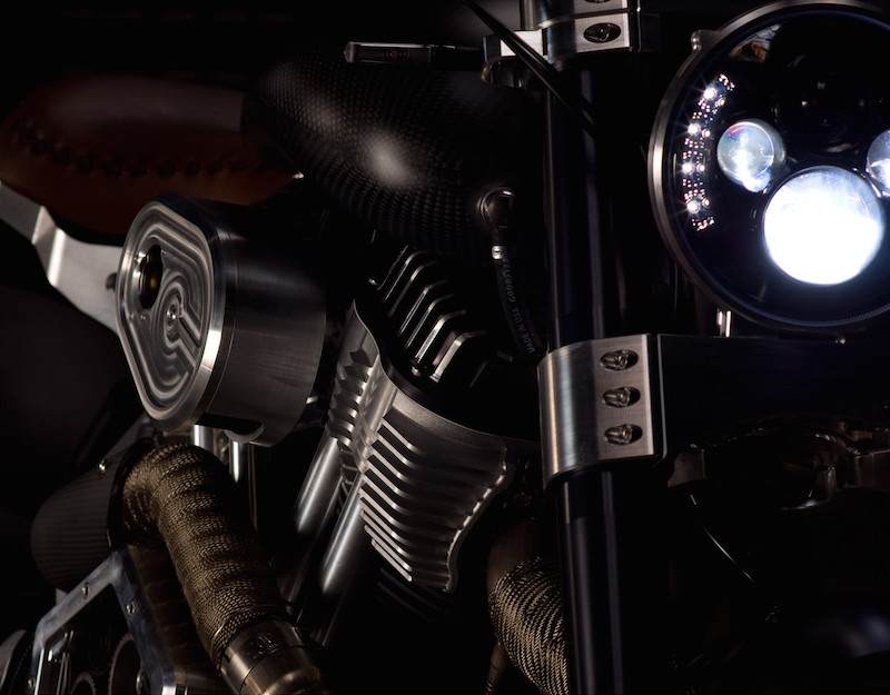 Confederate Motorcycles X132 Hellcat Speedster_6
