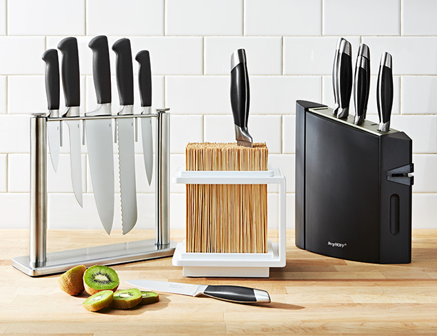 Cutlery feat. Top Chef at MYHABIT