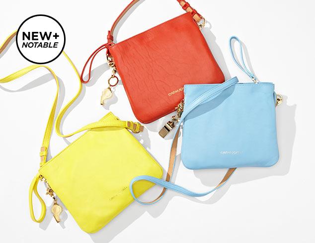 Cynthia Rowley Handbags at MYHABIT