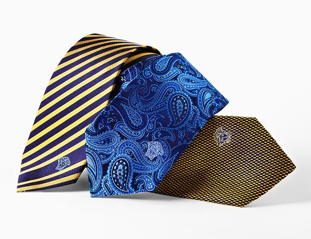 Designer Ties feat. Versace at MYHABIT