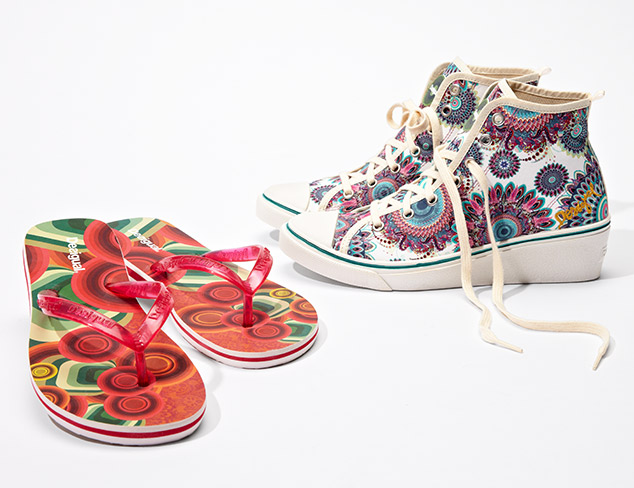 Desigual & More Shoes at MYHABIT