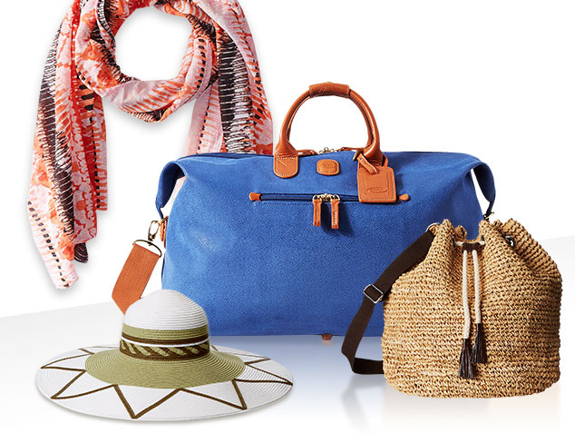Easy Breezy Beachy Accessories at MYHABIT