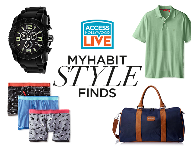Father's Day Gift Guide at MYHABIT