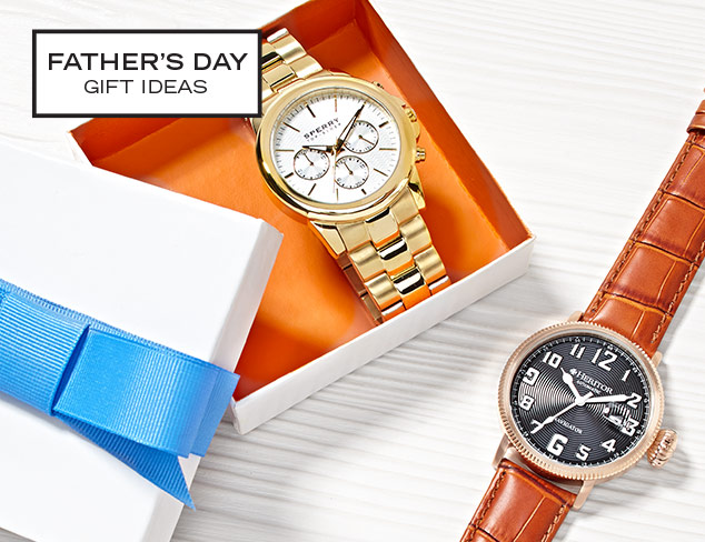 Father's Day Gifts Watches at MYHABIT