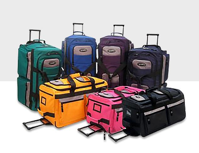 Go On a Journey Luggage at MYHABIT