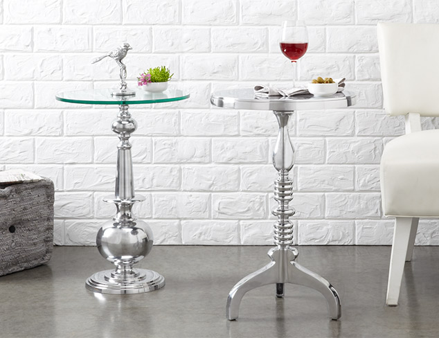 Industrial Glam Furniture & More at MYHABIT