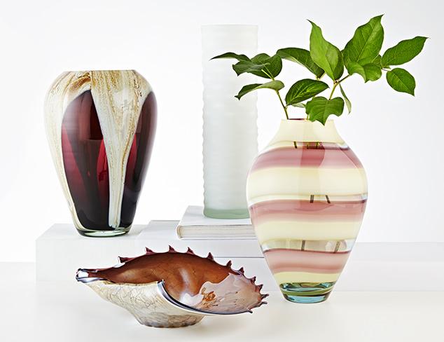 Jozefina Art Glass at MYHABIT