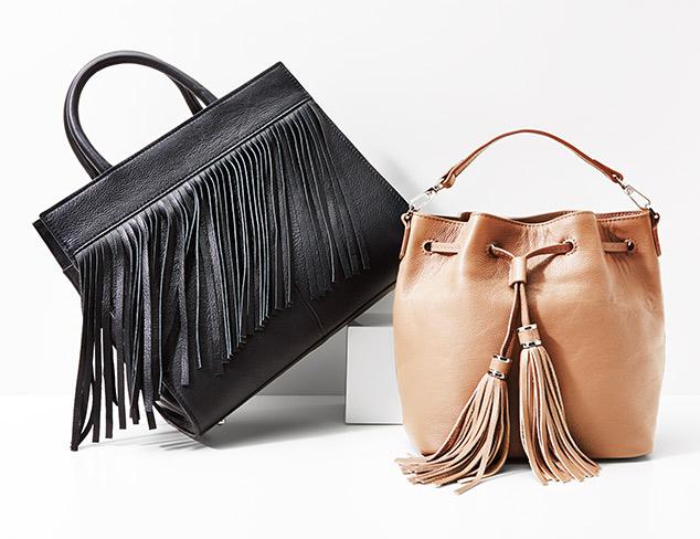 Just In Contemporary Handbags at MYHABIT