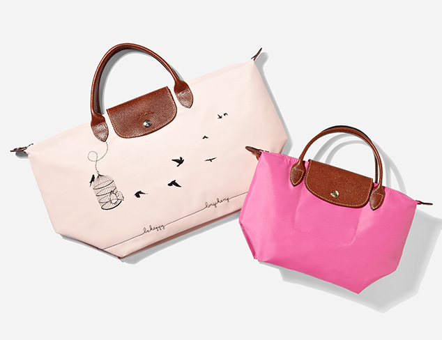 Longchamp at MYHABIT