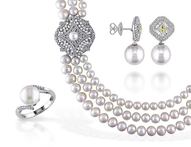 Michiko Fine Pearl Jewelry at MYHABIT