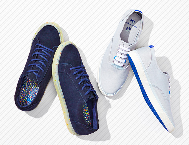 Modern Update Shoes feat. Moods of Norway at MYHABIT