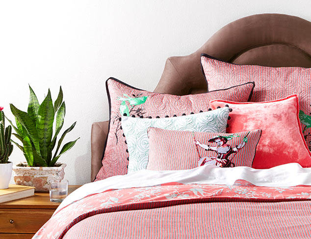 Nanette Lepore Bedding at MYHABIT