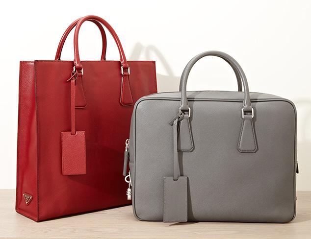 New Arrivals Prada Accessories at MYHABIT
