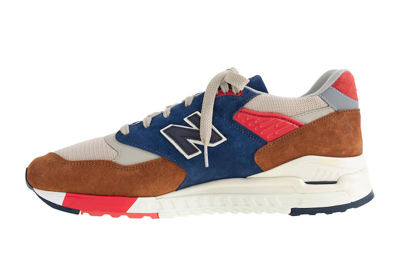 New Balance for J.Crew 998 Hilltop Blues Sneakers_2