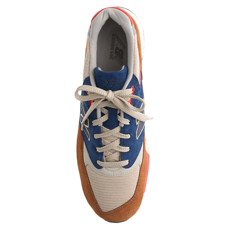 New Balance for J.Crew 998 Hilltop Blues Sneakers_3