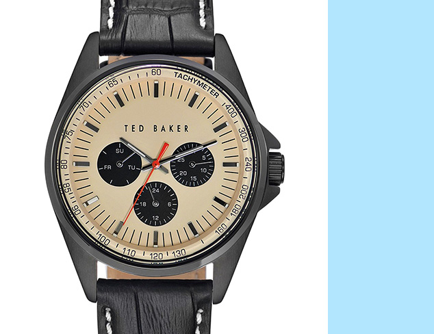 New Markdowns Watches feat. Ted Baker at MYHABIT