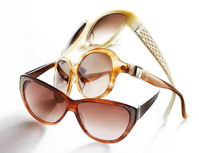 New Neutrals Classic Sunglasses at MYHABIT