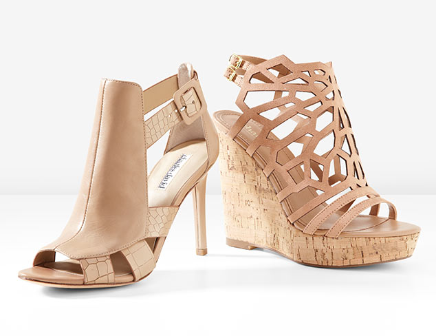 Nude & Neutral Shoes at MYHABIT