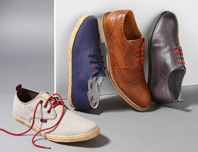 Perfectly Preppy Shoes feat. Sebago at MYHABIT