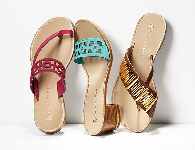 Sandals & More feat. Trina Turk at MYHABIT