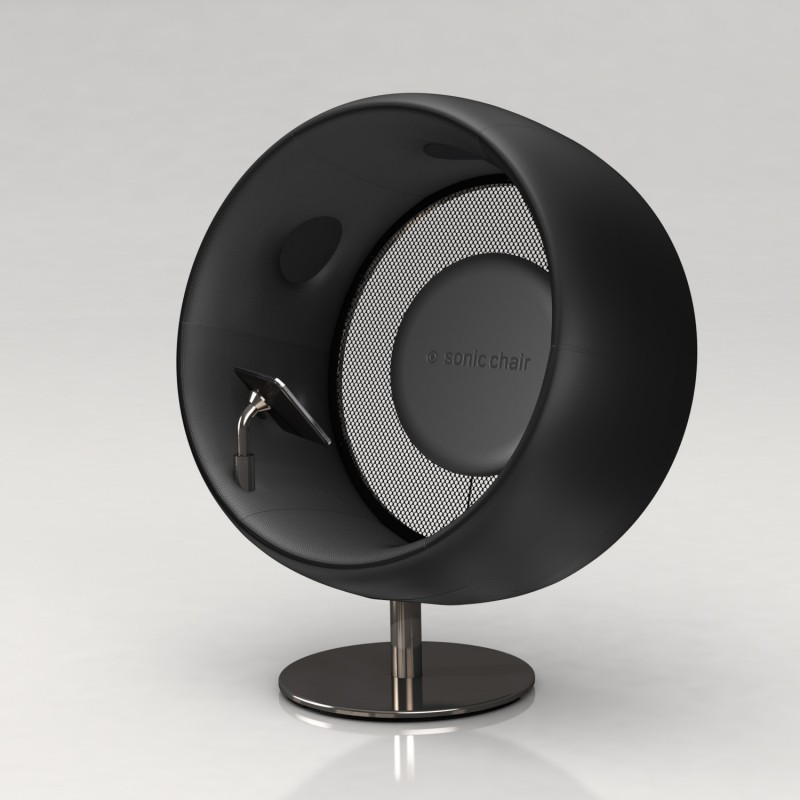 Sonic Chair Audiophile Chair
