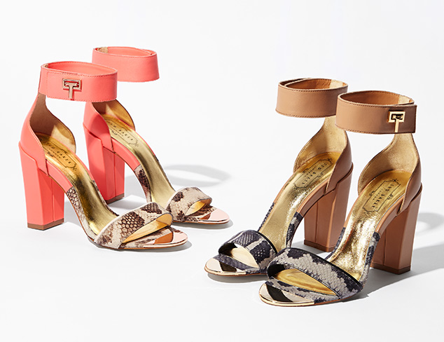 The Ankle Strap Sandal at MYHABIT