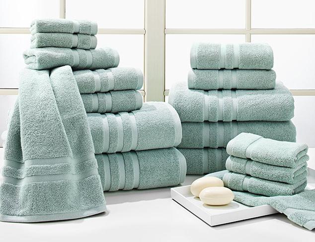 The Linen Closet Complete Bath Towel Sets at MYHABIT