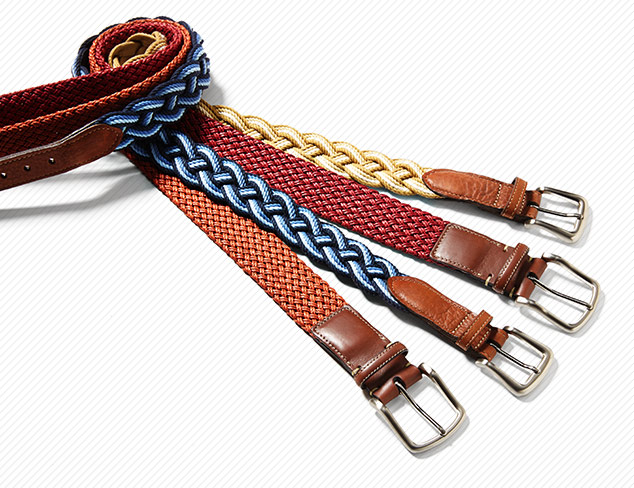 Torino Leather Co. Belts at MYHABIT