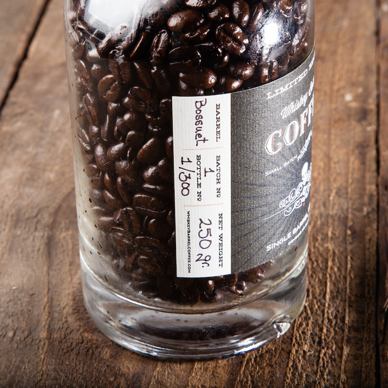 Touch of Modern Exclusive Limited Edition Whiskey Barrel Coffee_1