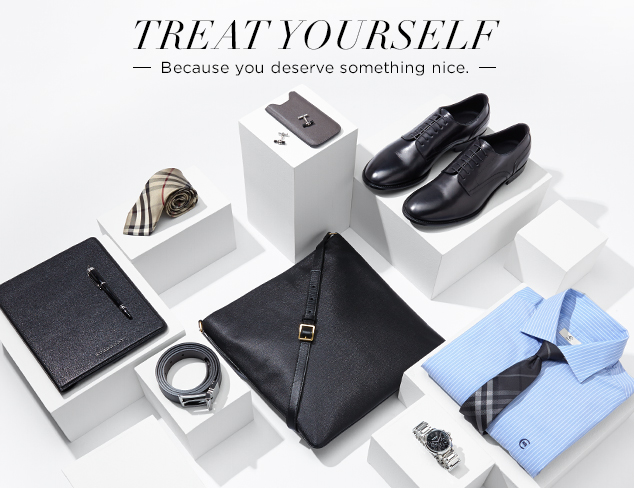 Treat Yourself at MYHABIT