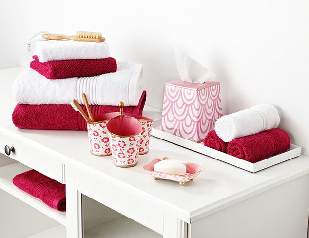 Up to 70 Off Accessories for Her Bathroom at MYHABIT