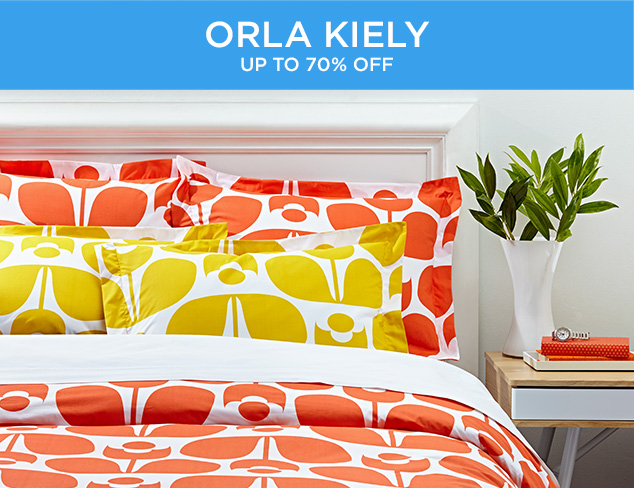 Up to 70 Off Orla Kiely at MYHABIT