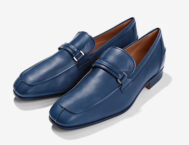 Well Suited Dress Shoes feat. Prada at MYHABIT