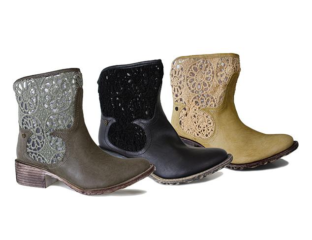 Western Influence Boots & Handbags at MYHABIT