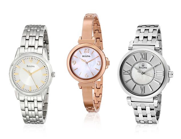World of Bulova Watches at MYHABIT