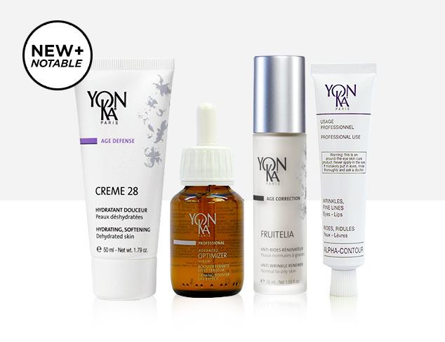 Yon-Ka Skincare at MYHABIT