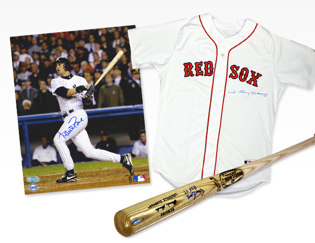 All Stars Steiner Sports Baseball Memorabilia at MYHABIT