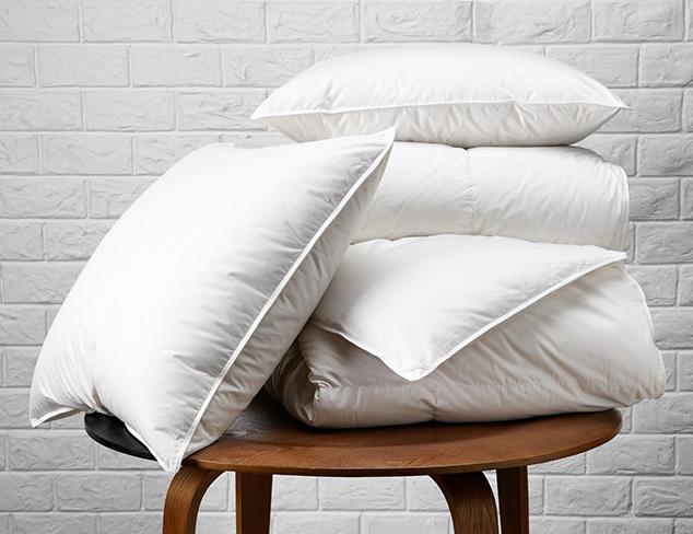 Bedding Basics feat. Downtown Company at MYHABIT